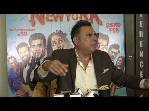 Boman Irani Talk About Film 'Welcome To New York' | Interview