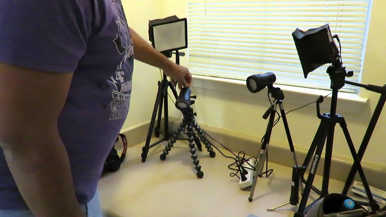 Diy Lighting Equipment Film