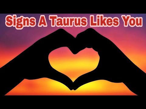 Top 5 Taurus Man Falling In Love Signs Obviously (Discover