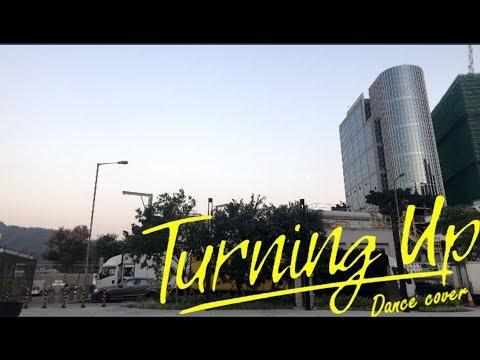 【まこ】嵐(ARASHI)-Turning Up 踊ってみた【Turning Up With The J-pop】