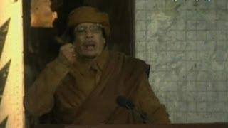 Svelata un'ultima atrocità di Gheddafi: gli schiavi del sesso