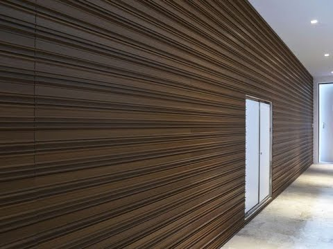 Exterior Wpc Wall Panel Images Youtube