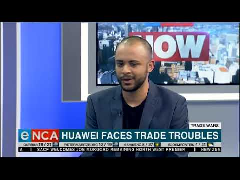 Huawei faces trade troubles