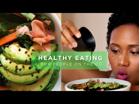 3 Healthy Meals in 5 Minutes (Vegan/Vegetarian Friendly)