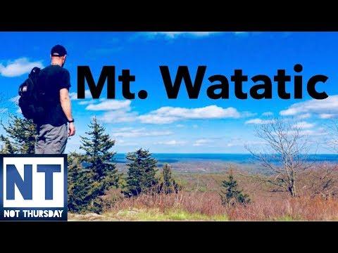 Mt Watatic Hike & Exploring Ashburnham Massachusetts History Walk NT Vlog