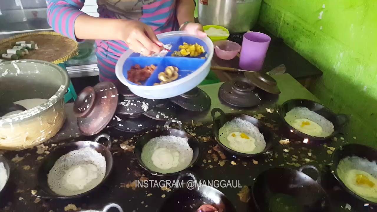 Satu Satunya Serabi Solo Serabi Kusuma Di Damalang Youtube