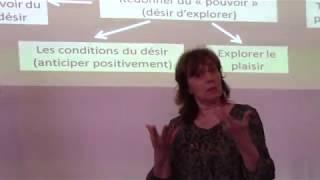 Marie-Line Lassagne : Violences sexuelles, le rôle du sexologue