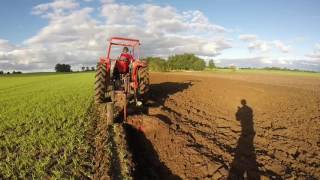 2 Furet Kverneland hydrein plov