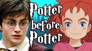 5 Pre-Harry-Potter Wizard/Witch School Stories You Should Read
