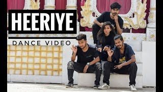 Step on Heeriye Dance Video | Race 3 | Salman khan ❤️ Jacqueline | Choreography By Ranjan