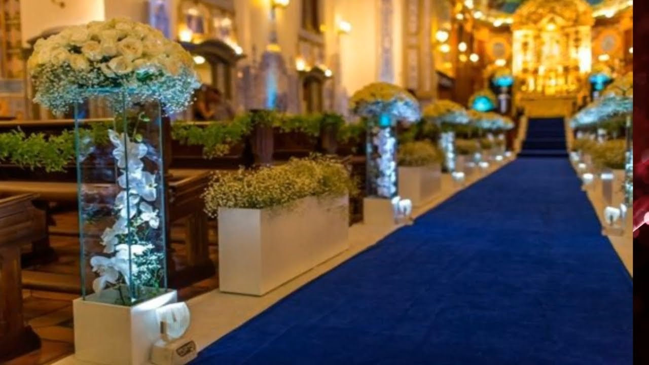 Church Wedding Decor Wedding Entrance Decor Ideas Images Wedding