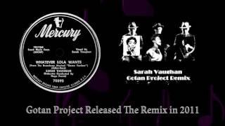 Whatever Lola Wants - CHIC2014 - Deborah Carroll-Jones