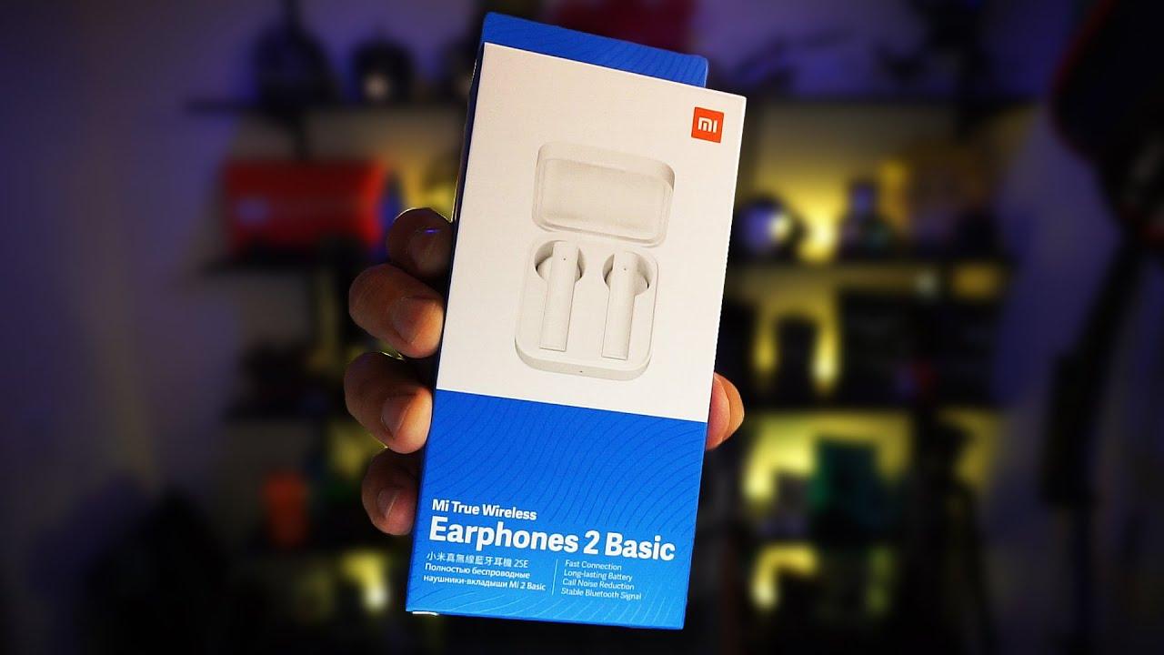 Mi True Wireless Earphones 2 Basic Review & Unboxing