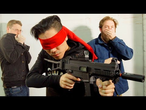 Airsoft Marco Polo With SMG & Punishments!