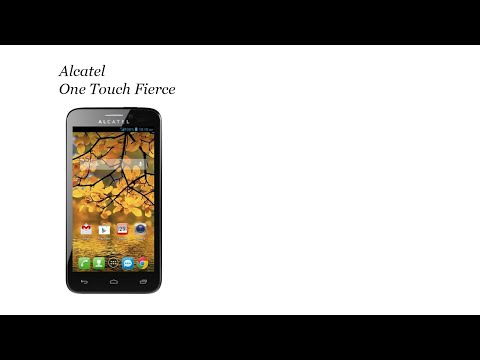 Alcatel - One Touch - Fierce - Repair