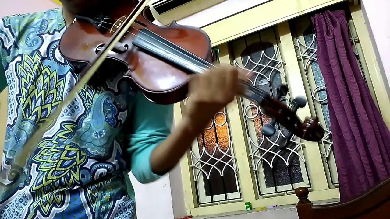Bahubali ore or ooril violin