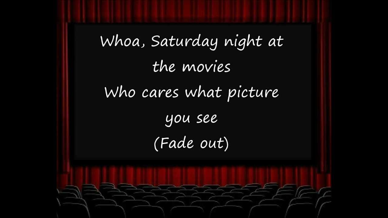 The Drifters Saturday Night At The Movies Spanish Lace