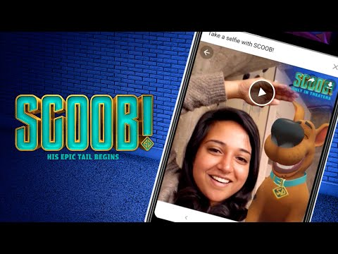 Hudson -  Scooby !!!! The SCOOB! - Official Teaser Trailer