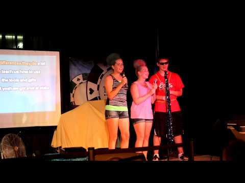 Karaoke at the Minnesota State Fair