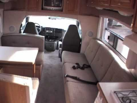 Forest River Lexington 210 Class C Motorhome Youtube