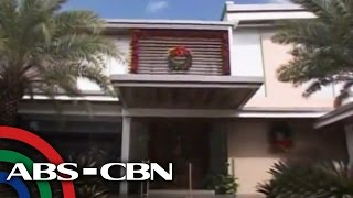 Kris tours house of Coco Martin