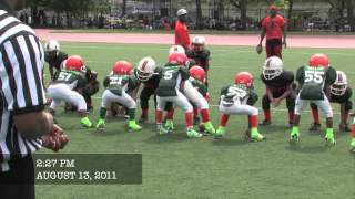 youth football phenom (7 Year Old)  Ronnie Heath