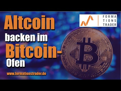 Altcoin backen im Bitcoin-Ofen