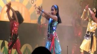 ek do theen dance by malukutty