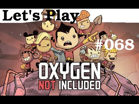 Oxygen Not Included [#068] Stromkreise sind die Lösung [Gameplay ...