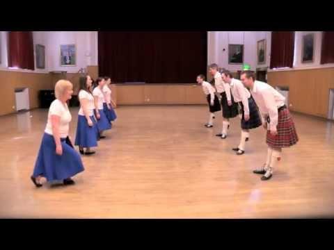 """""""Mrs Stewart's Jig"""" (RSCDS Teaching Certificate: Unit 2 Dances)"""