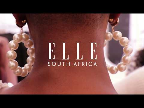 Manthe Ribane for ELLE South Africa March