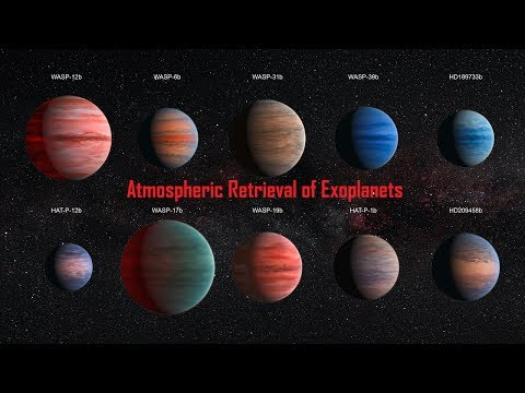 Atmospheric Retrieval of Exoplanets