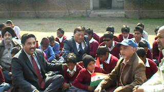 Dil Diya Hae Jan Bhi Denge - Ae Batan Tere liyae, Song sung with blind Kids