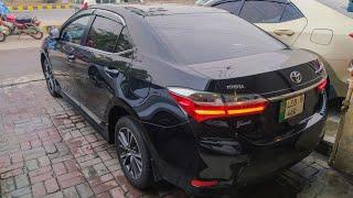 Toyota Corolla Altis Grande 2020 Review | Corolla X Launch | Price | Specs & Features