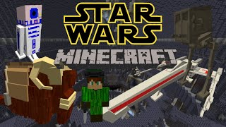 Everything you need to know about Parzi's Star Wars Mod (Minecraft)