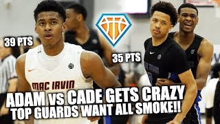"""PUT WHAT ON MY HEAD?!"" TOP GUARDS Trade 30-Balls in Dallas!! 
