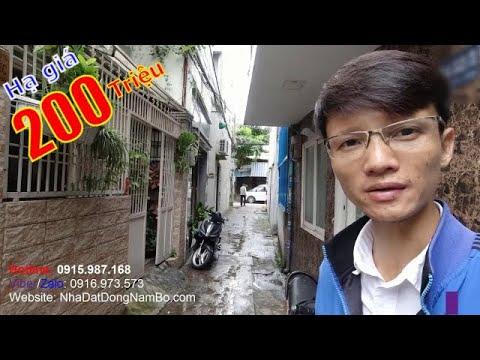 Video nhà bán quận Tân Phú giá dưới 3 tỷ, hẻm 84 Tân Sơn Nhì, cách Hẻm xe hơi chỉ 1 căn