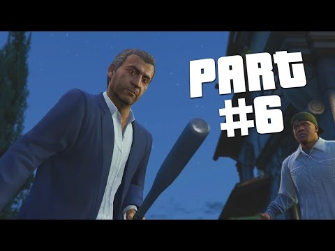"""Grand Theft Auto 5 - First Person Mode Walkthrough Part 6 """"Marriage Counseling"""" (GTA 5 PS4 Gameplay)"""