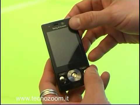 Sony Ericsson g705 pro contro1512