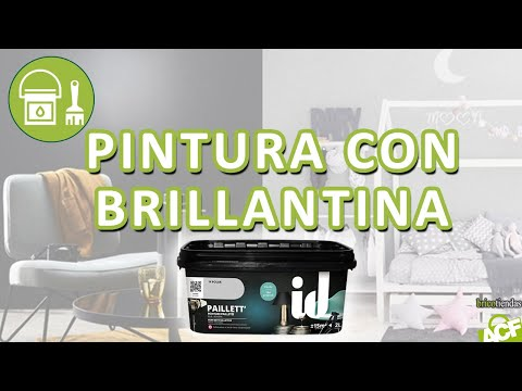 Comprar pinturas con brillantinas paillett 39 youtube for Pintura para radiadores leroy merlin