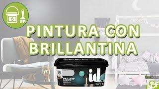 Comprar pinturas con brillantinas Paillett'