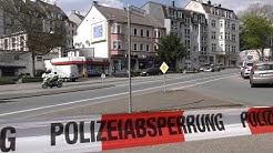 [POLIZEI SCHOSS AUF MESSER-RÄUBER | WUPPERTAL] - Schussabgabe nach Morddrohung während Raub -