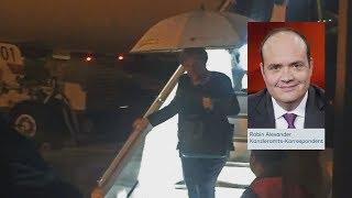 Pannenflug der Kanzlerin: Robin Alexander war mit an Bord