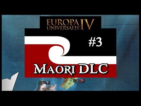 Europa Universalis 4 [EU4] | Uniting the Maori Islands | Part 3 [Leviathan DLC] |