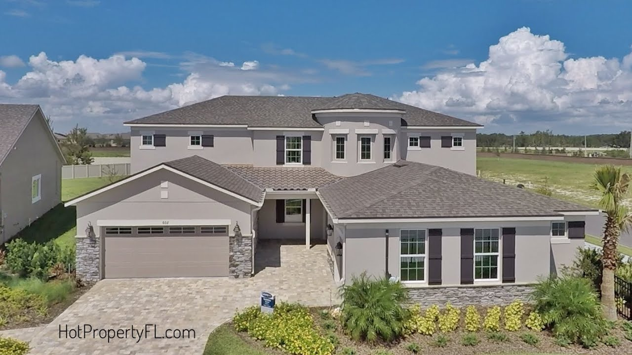 Yorkshire Model Winter Garden Fl Oxford Chase By Mattamy Homes - Winter-garden-homes