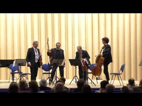 Niccolò Paganini - Quartetto n. 9 in Re maggiore - Quarto movimento