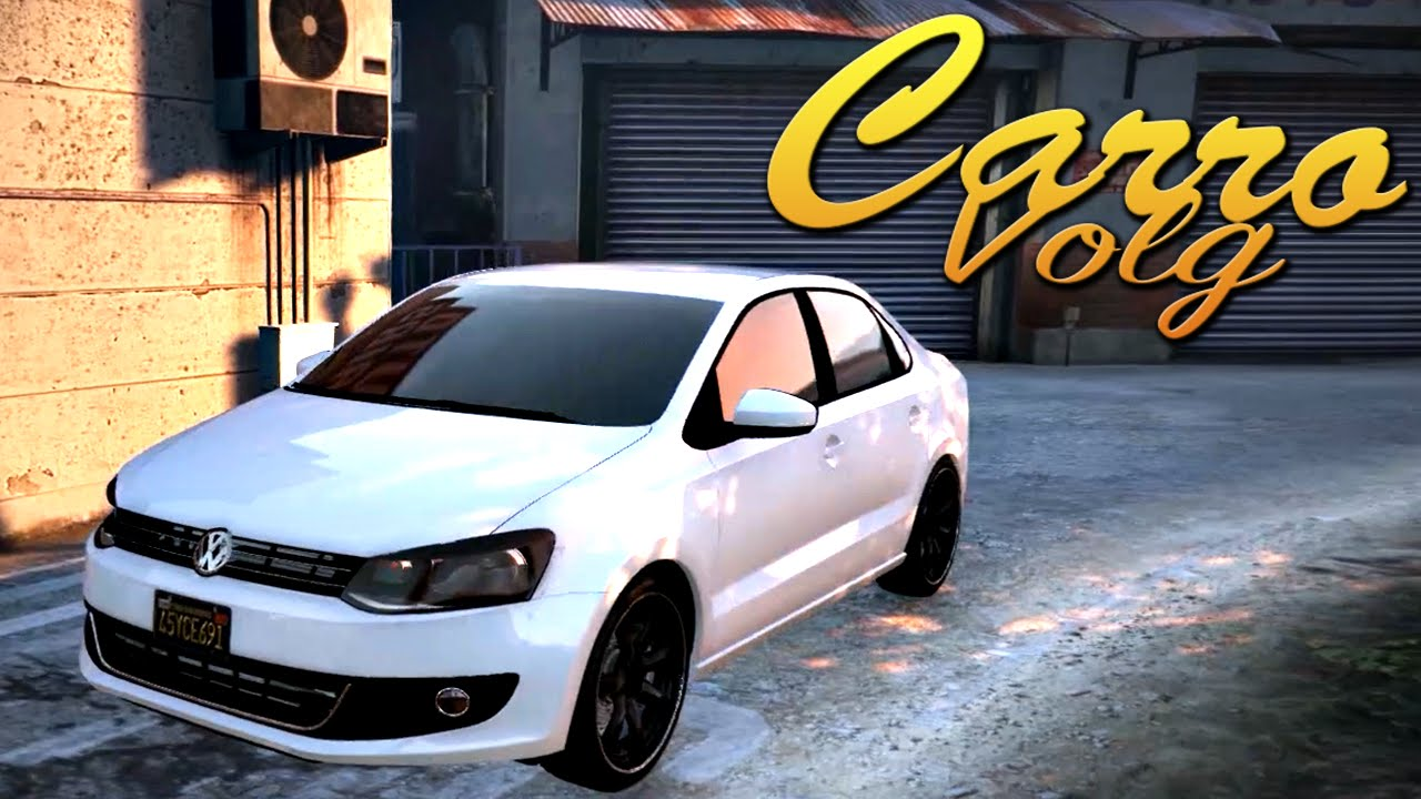 gta v carro vlog polo sedan 11 youtube. Black Bedroom Furniture Sets. Home Design Ideas