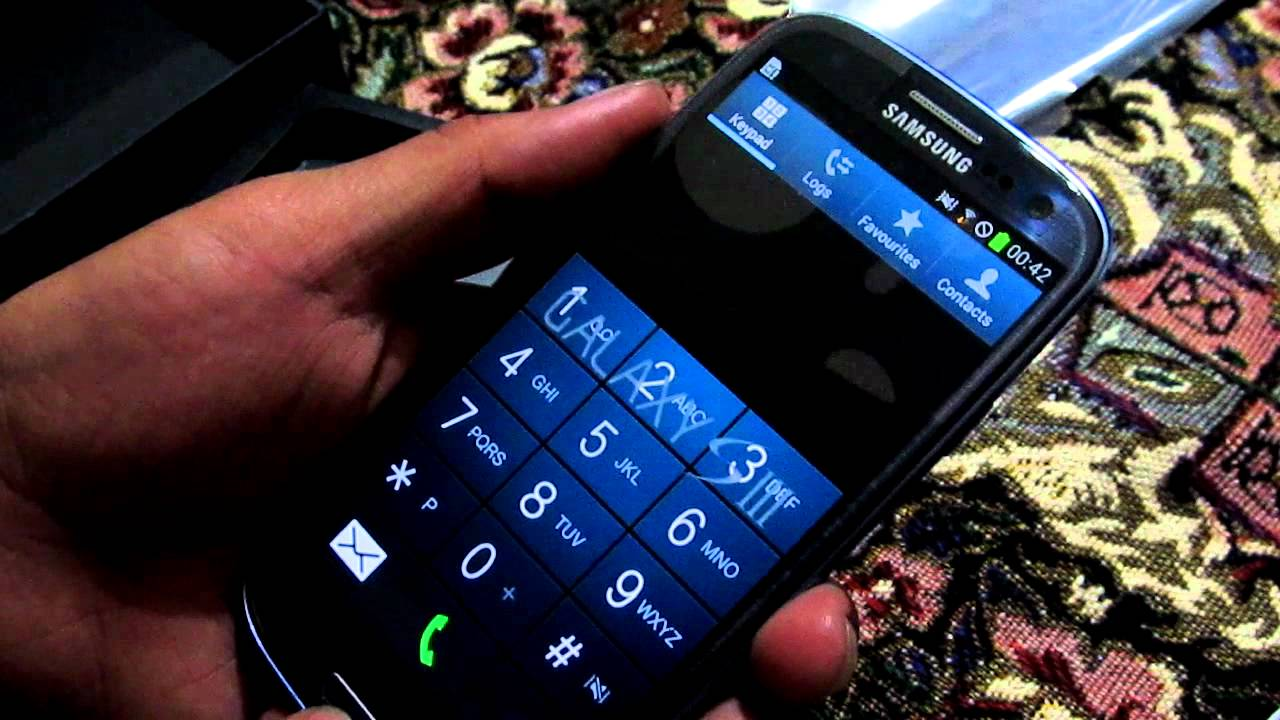 Unlocking Samsung Cell Phones