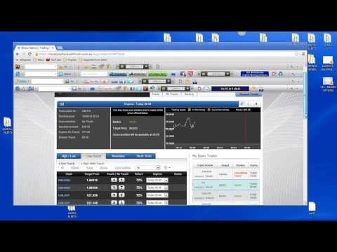 ⭐️one touch forex binary options