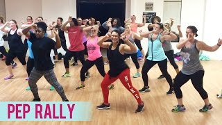 Missy Elliott - Pep Rally (Dance Fitness with Jessica)